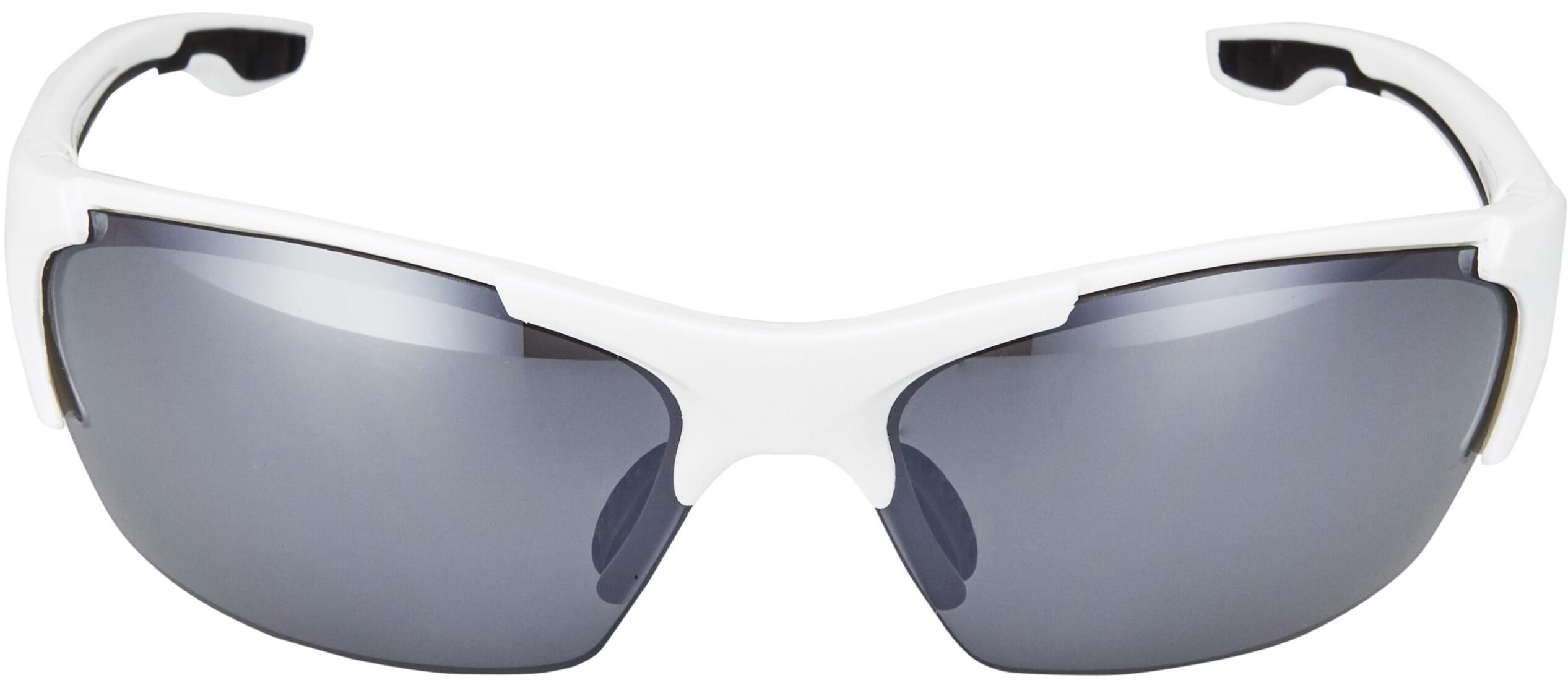 7f0bffa865 UVEX blaze lll Bike Glasses white at Addnature.co.uk